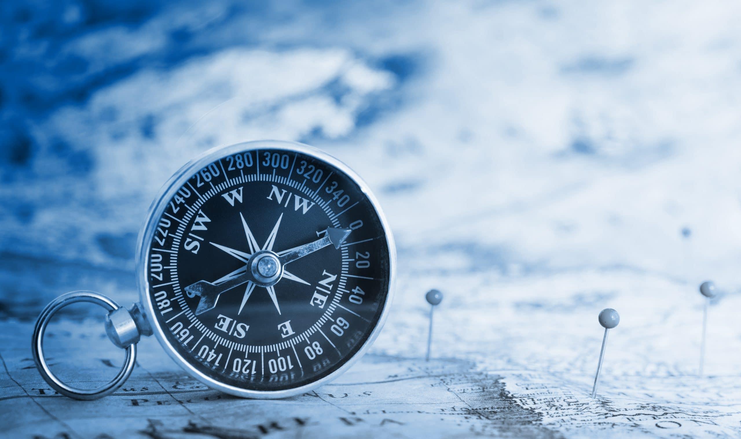 Methods Of Heading In Navigation